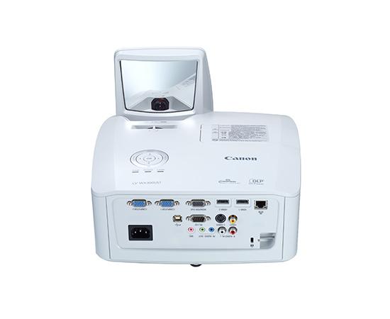 佳能超短焦投影机 LV-WX300UST