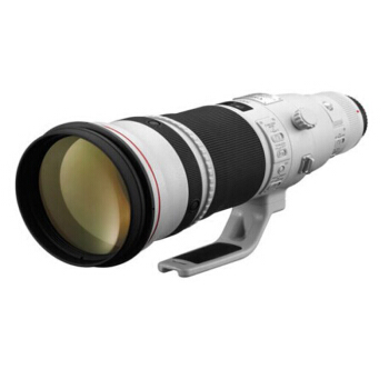 佳能(Canon) EF 500mm f/4L IS II USM 镜头