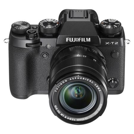 富士(FUJIFILM)X-T2(18-55)